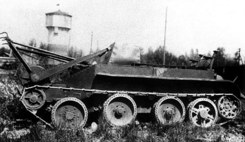 """""""Лёгкие танки БТ-2 и БТ-5"""""""