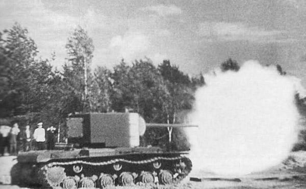 КВ 3 с башней от КВ-2.