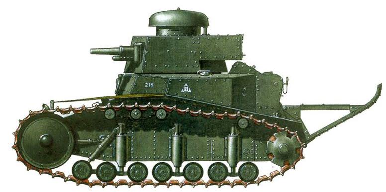 Т-18 \ МС-1