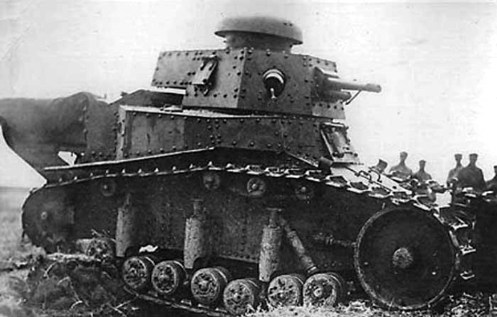 Т-18  МС-1