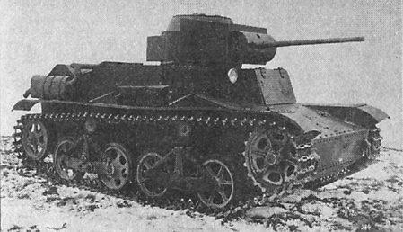 Т-34 - мобилизационный танк