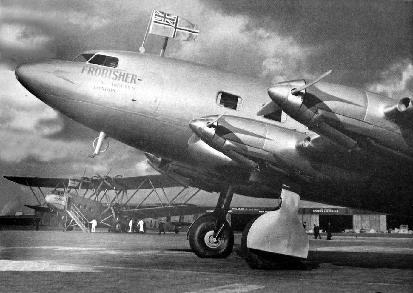 Dh91 Albatros