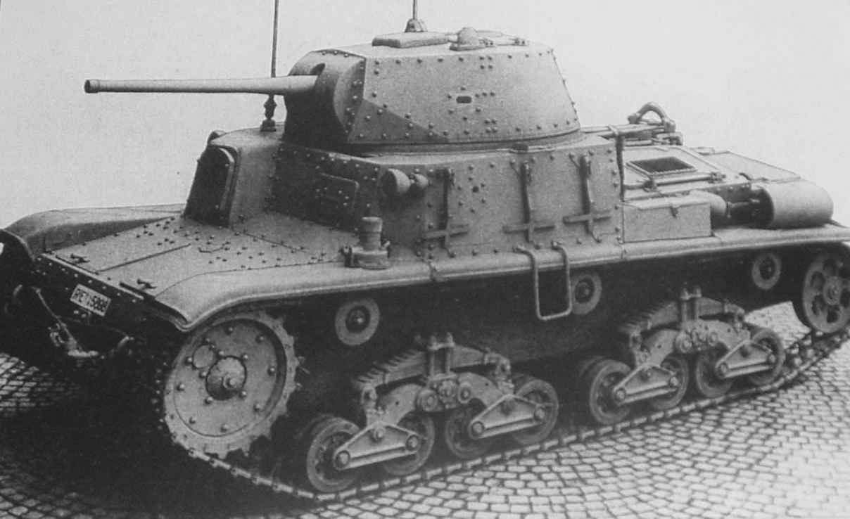 M15/42 - D-day: wiki
