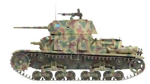 Italian M15-42 again by strayferret on DeviantArt